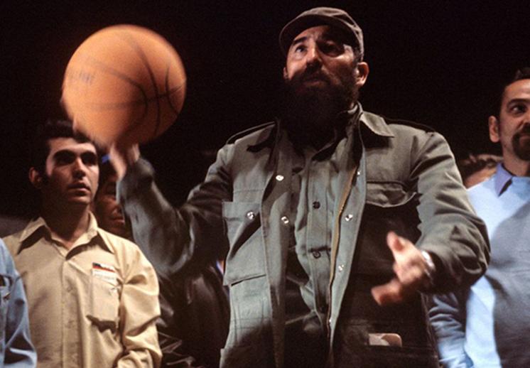 Fidel Castro y el Básquetbol. Thumbnail