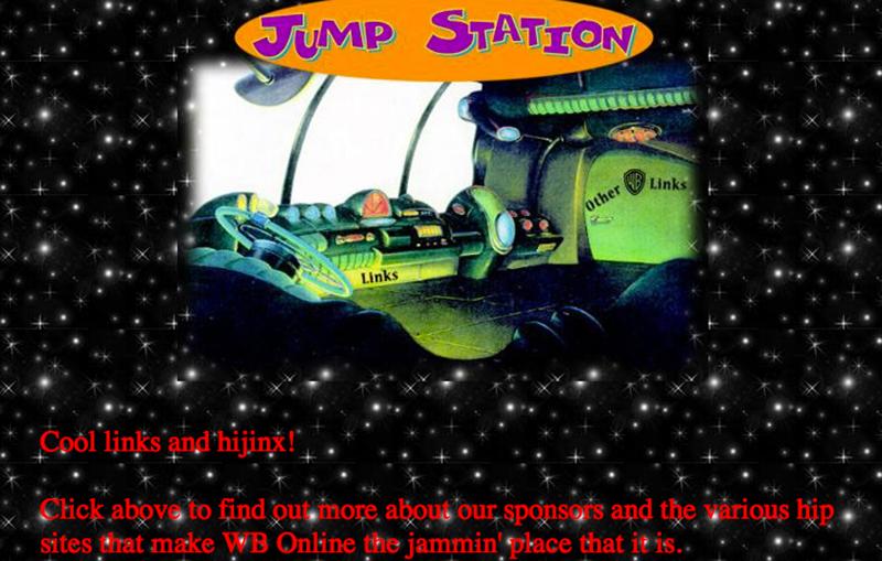 imagenes de la pagina web de space jam qeu no ha cambiado desde 1996, foto 5