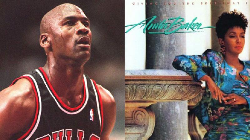 Anita Baker: La inspiración de Michael Jordan foto 2