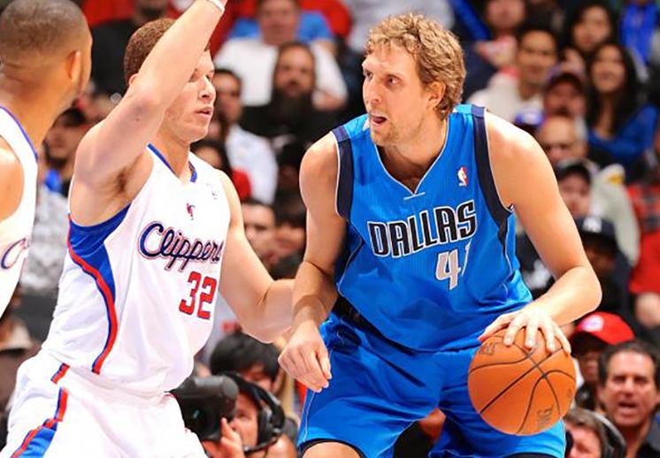 Clippers y Mavericks: Sol y sombra en la conferencia del Oeste. thumbnail