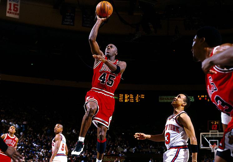 Se prepara documental de Michael Jordan de 10 horas