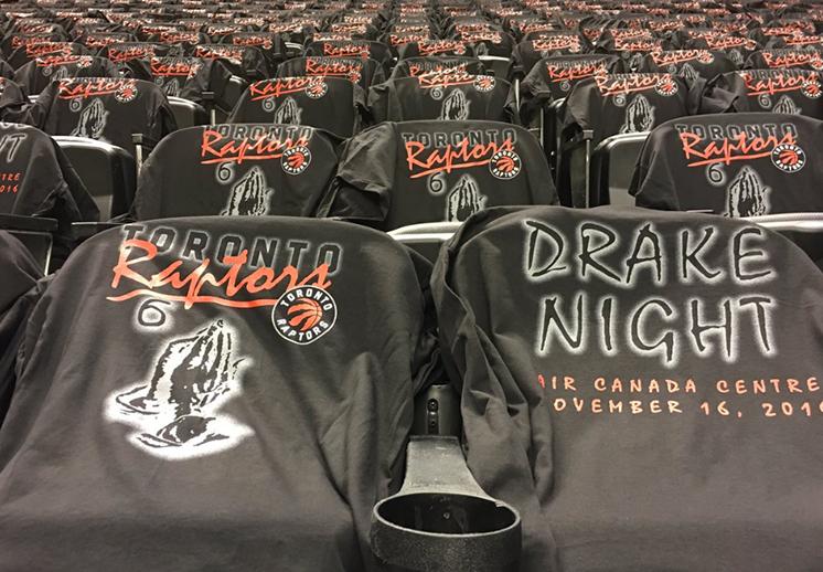 Warriors amargan la noche de Drake en Toronto