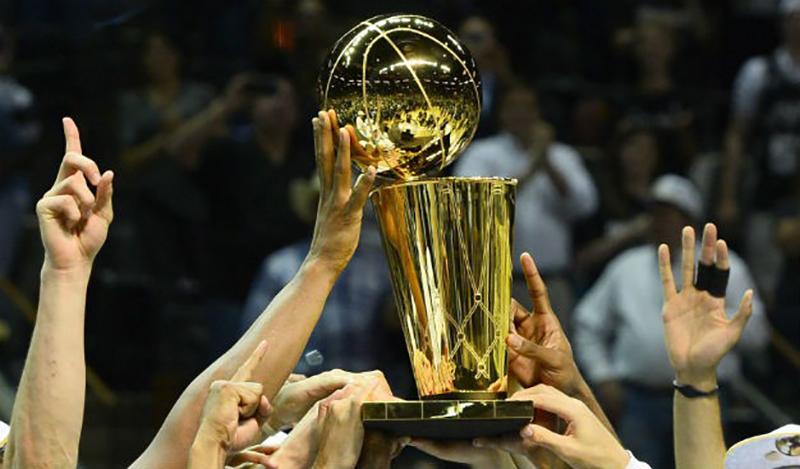 Equipos con más títulos en la NBA
