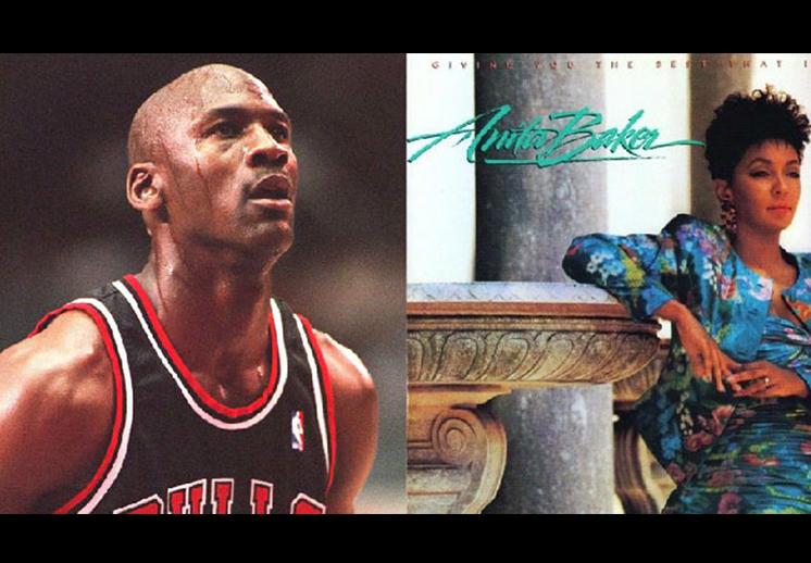Anita Baker: La inspiración de Michael Jordan
