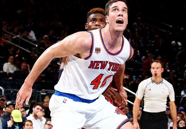 La aventura de Marshall Plumlee por debutar con los Knicks foto 2