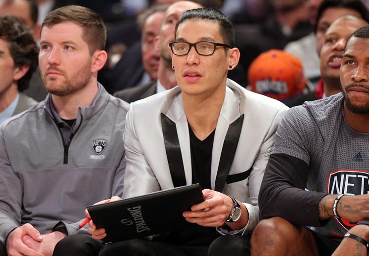 Jeremy Lin de asistente del coach Atkinson