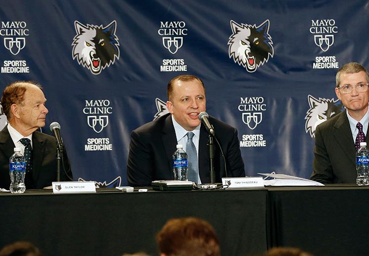La crisis de los Timberwolves podría traer cambios en el roster