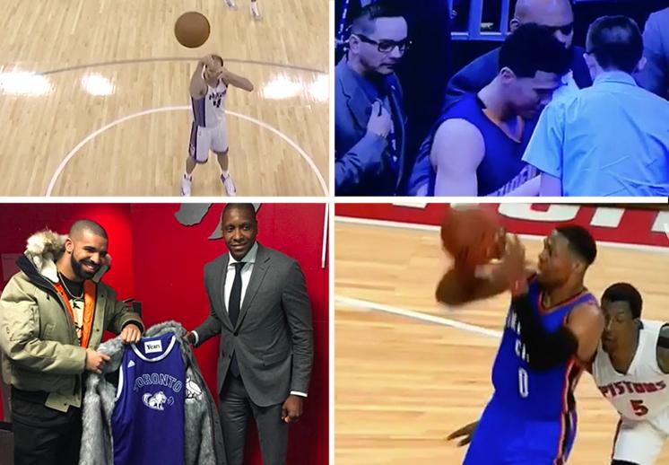 Canasteando 21 de noviembre del 2016. Lo mejor de la semana en el basquetbol