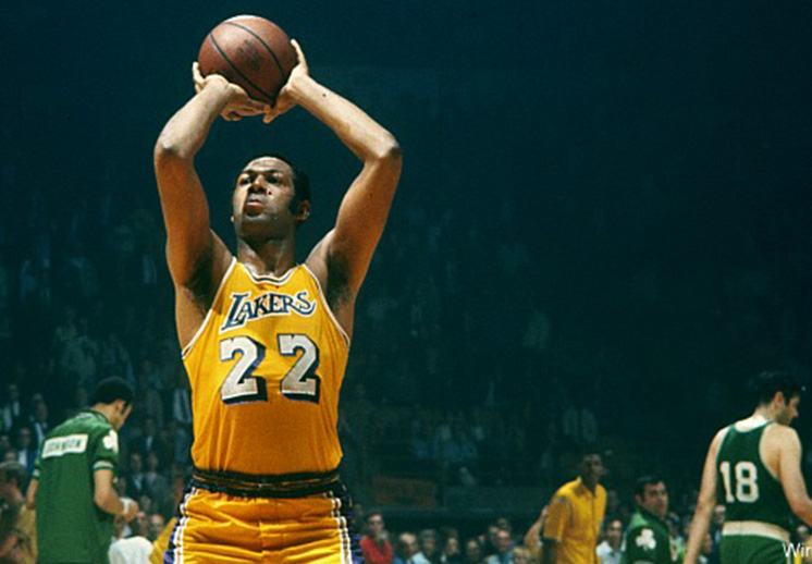 Los Records de Elgin Baylor