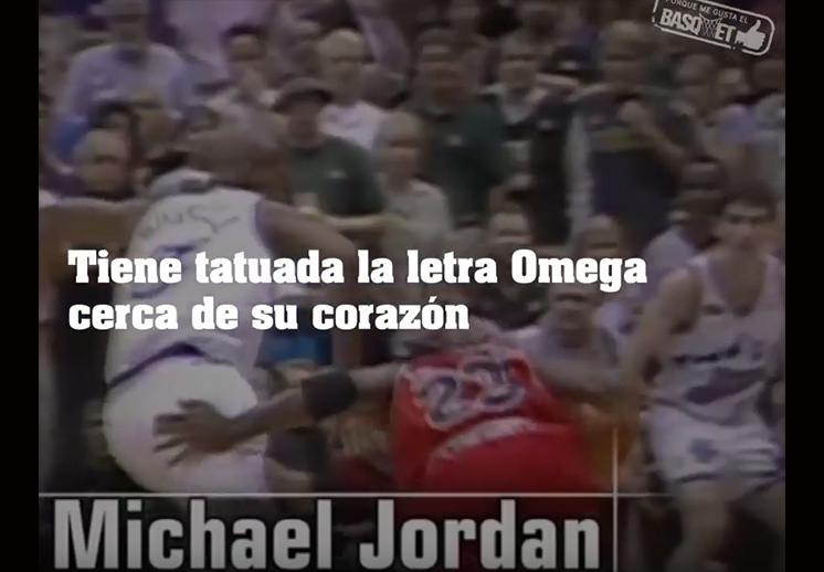 Curiosidades de Michael Jordan.