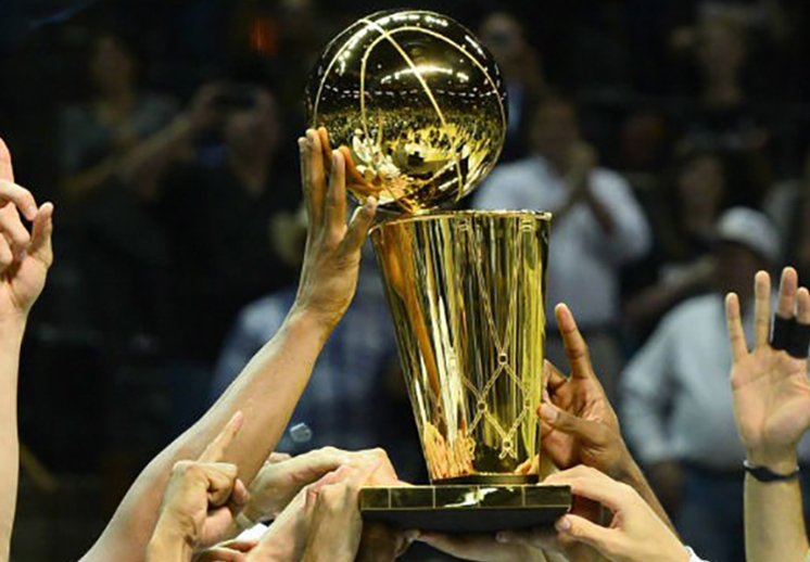 thumb. Equipos con más títulos en la NBA