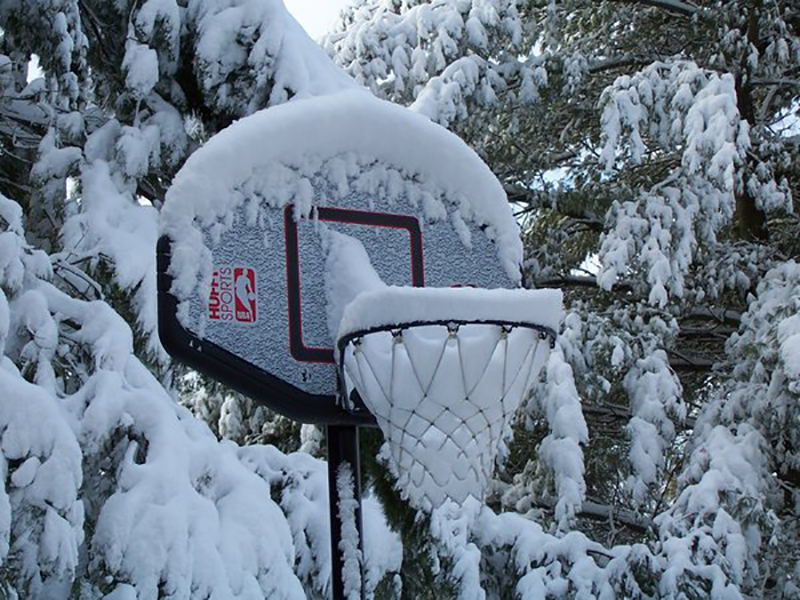 Basquetbol…winter is coming foto 1