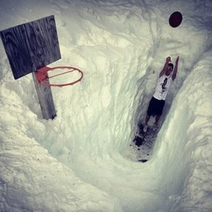 Basquetbol…winter is coming foto 2