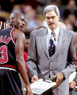 Entrenadores con más títulos en la NBA