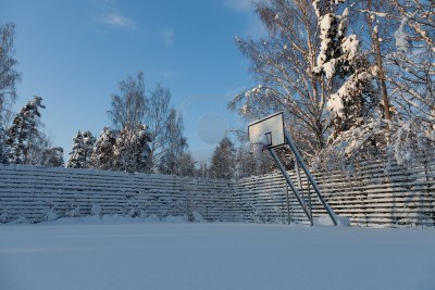 Basquetbol…winter is coming foto 3