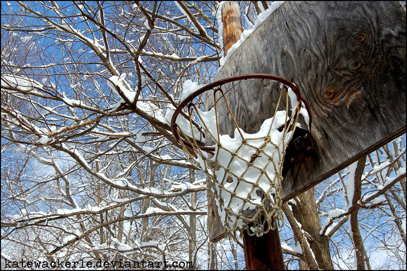 Basquetbol…winter is coming foto 5