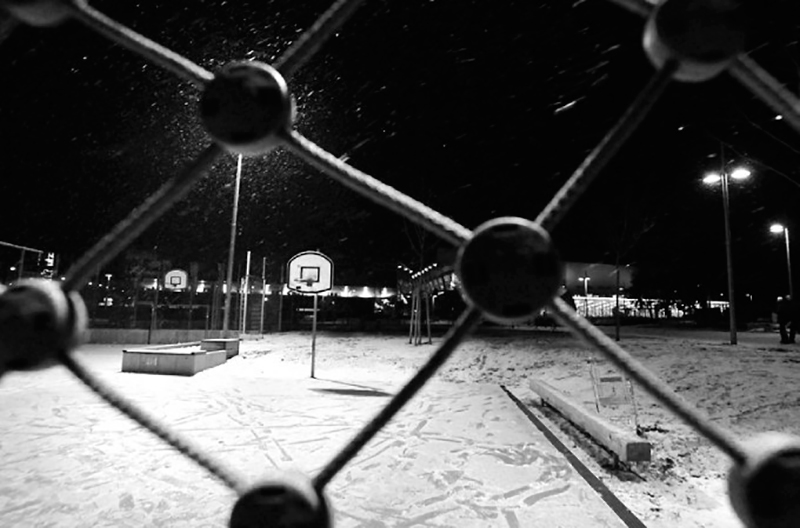 Basquetbol…winter is coming foto 8