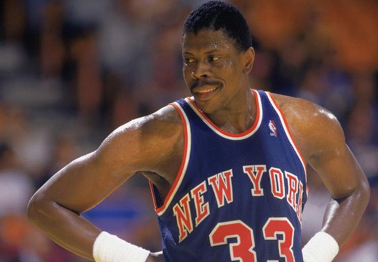 El día que Patrick Ewing acabó con los Bulls