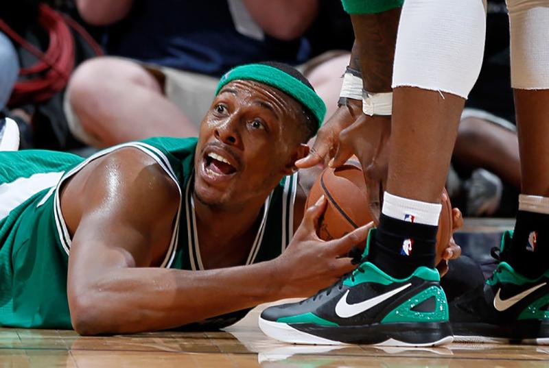 pierce, Los más llorones de la NBA