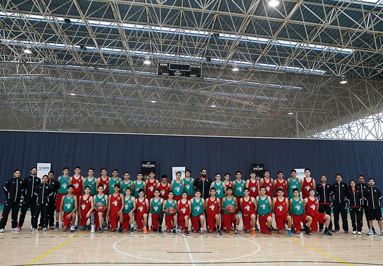 Academia Conade: En busca del cambio en el basquetbol en México