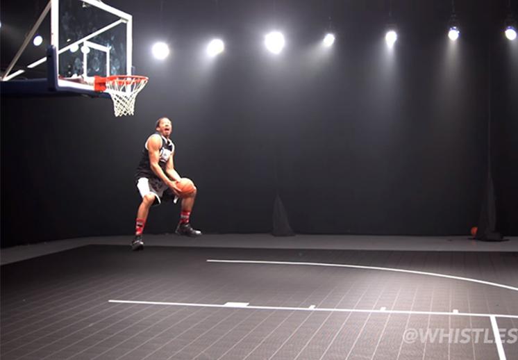 Dunk League: los mejores dunkers del mundo