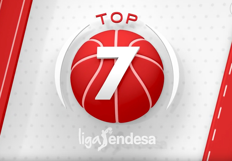 Las mejores jugadas del 2016 en la Liga Endesa