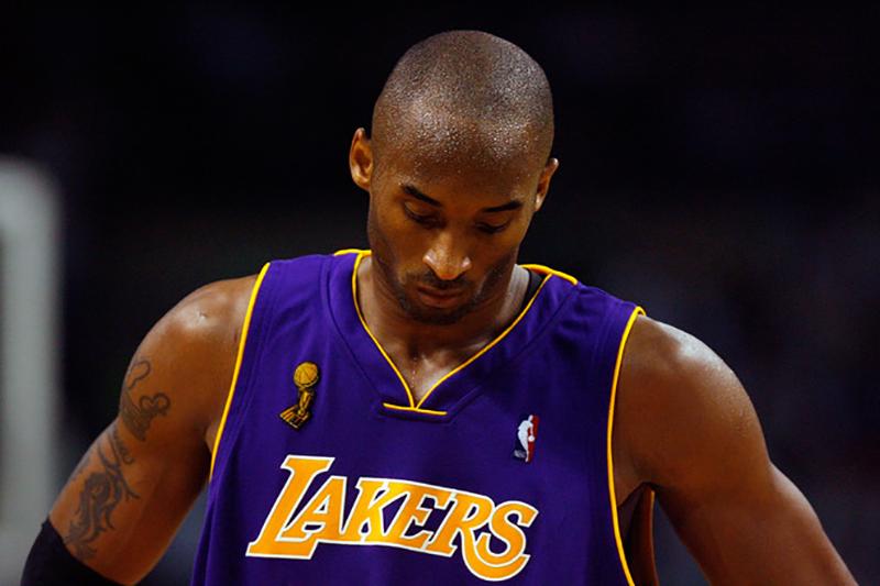 kobe bryant, uno de Los más llorones de la NBA