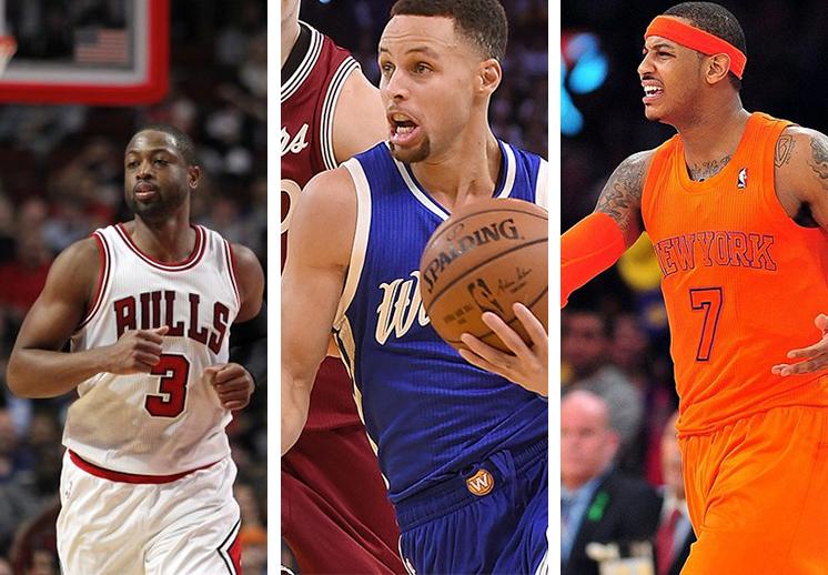 Historias de la Navidad en la NBA