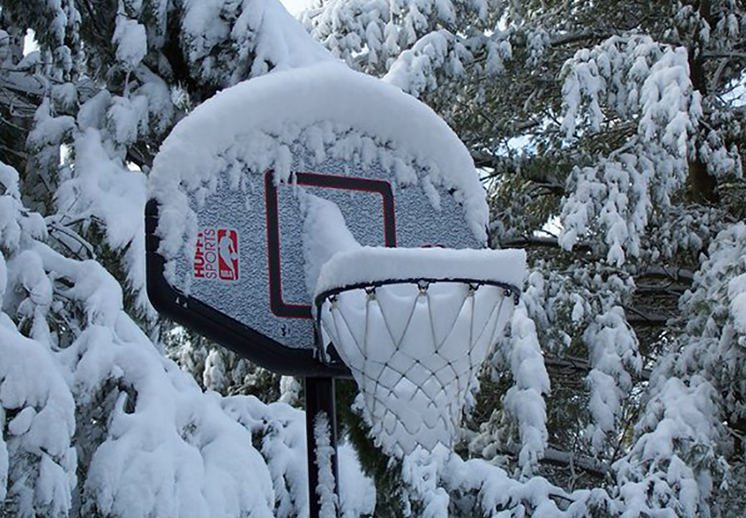Basquetbol…winter is coming