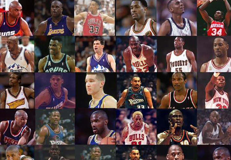 Inside Stuff: NBA 90s