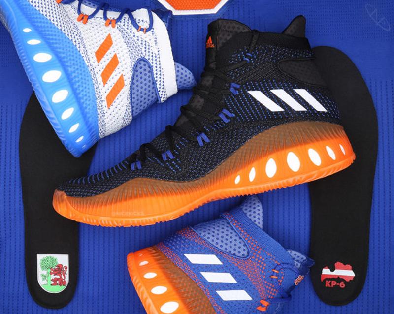 "Adidas Crazy Explosive ""Porzingis"""