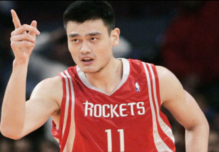 Los Rockets brindarán homenaje a Yao Ming