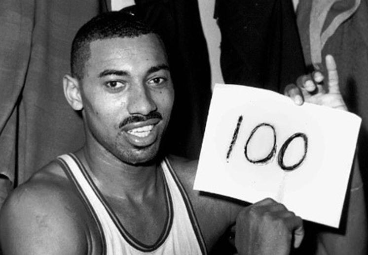 Los 100 puntos de Wilt Chamberlain