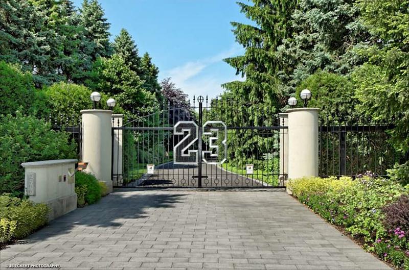 La Vida Millonaria de MJ en su mansion