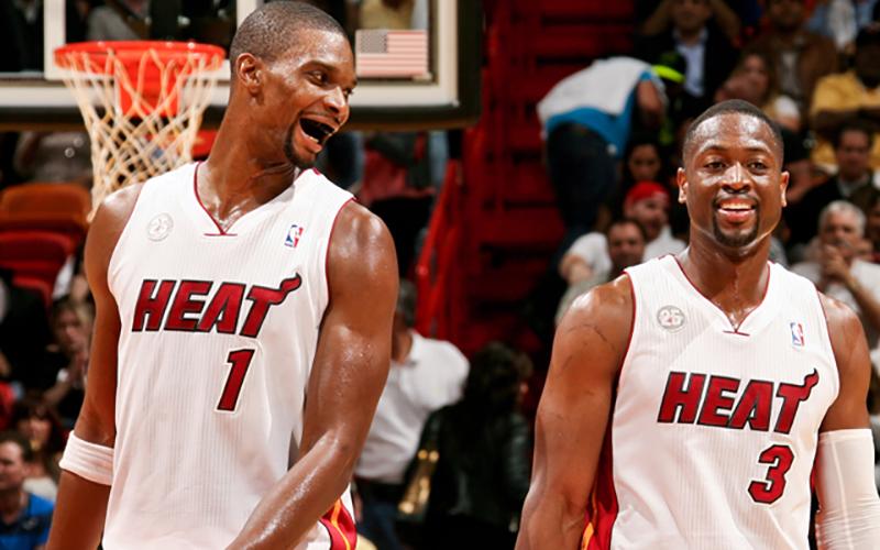 Los Bulls buscan contratar a Chris Bosh para la próxima temporada