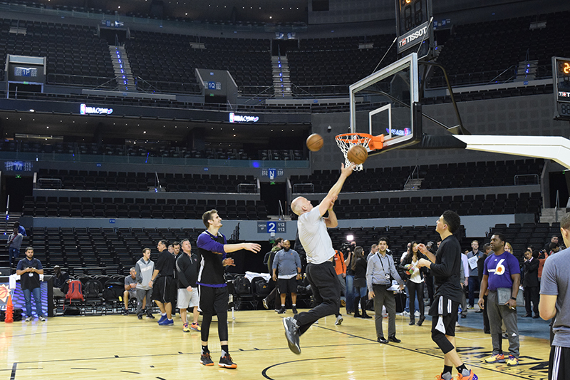 Mavs y Suns en el NBA Global Games CDMX foto 11