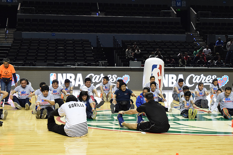 Mavs y Suns en el NBA Global Games CDMX