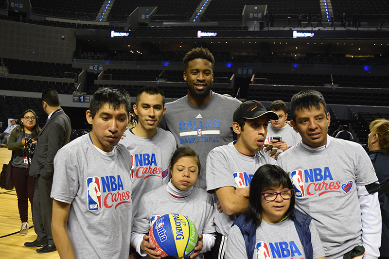 Mavs y Suns en el NBA Global Games CDMX foto 3