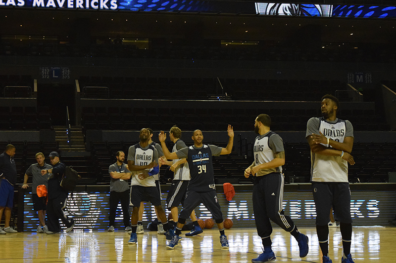 Mavs y Suns en el NBA Global Games CDMX foto 4