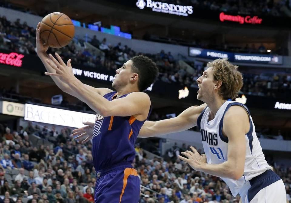 Suns y Mavericks frente a frente en el NBA Global Games CDMX foto 2