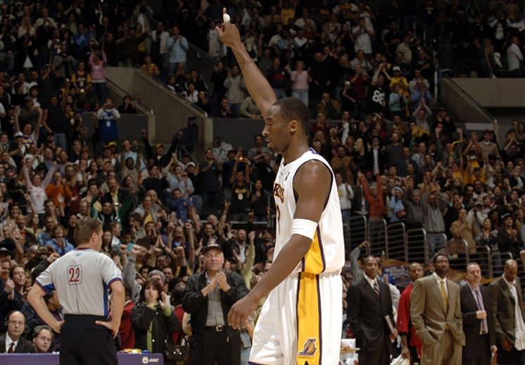 Los 81 puntos de Kobe no se olvidan DESTACADA