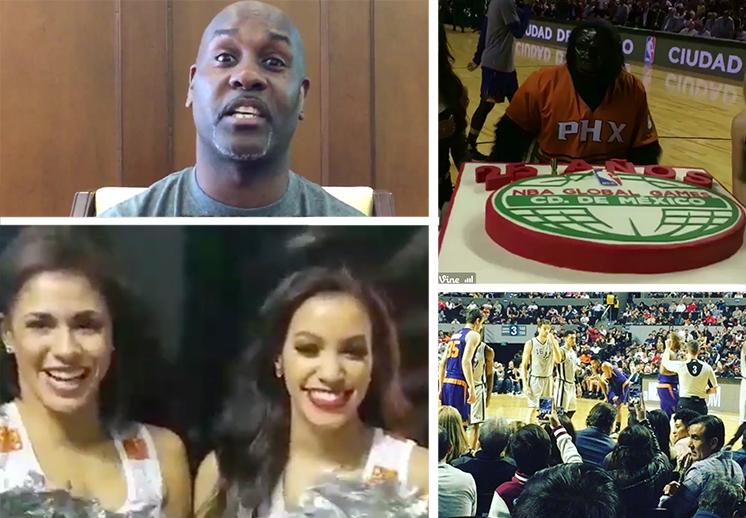Los mejores momentos del NBA Global Games CDMX