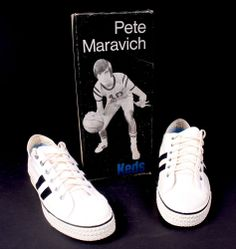 Pro Keds Pete Maravich