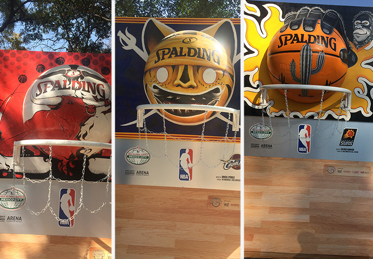 thumbnial. Presentan el Game Parade NBA en la CDMX