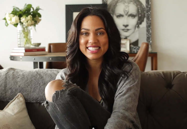 Ayesha Curry, exitosa Youtuber