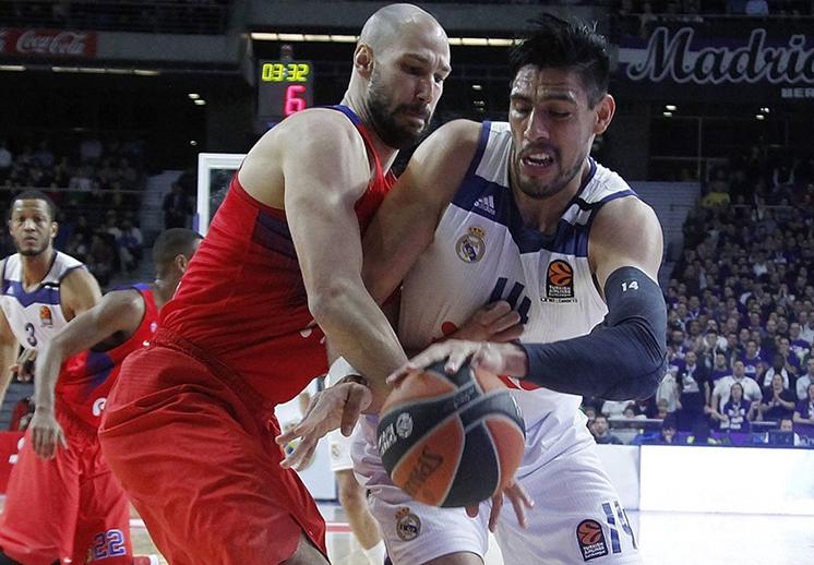 thumbnail. En duelo de gigantes el Madrid se impone al CSKA