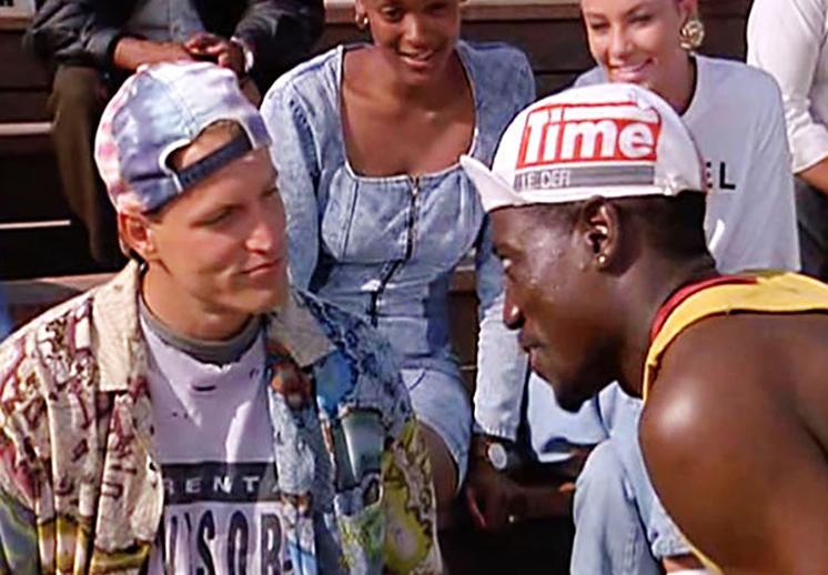thumbnail. Blake Griffin y sus amigos preparan nueva versión de 'Los blancos no saben saltar'