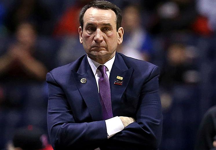 thumbnail. El Coach K deja el banquillo de Duke por cuatro semanas