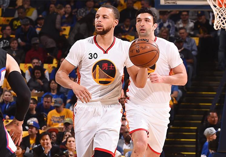 El espectáculo de Stephen Curry con 43 puntos