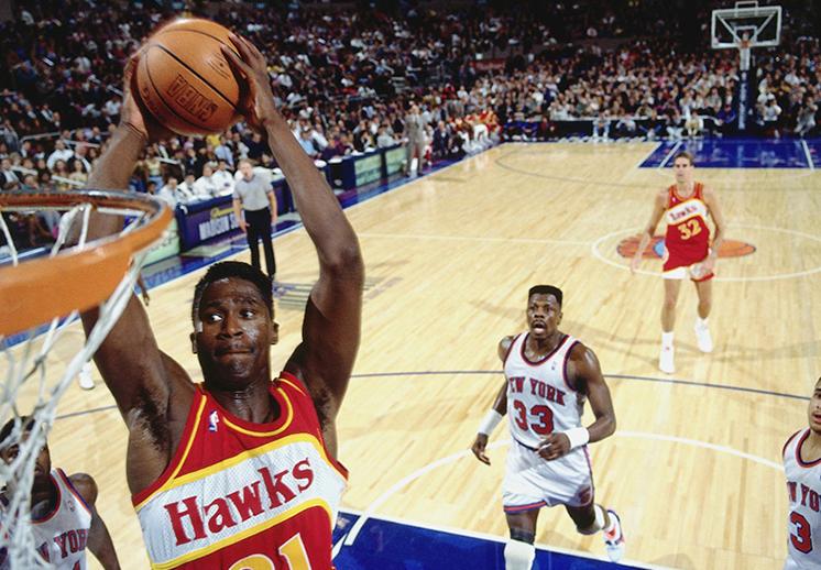 Hoy 12 de enero celebramos el cumpleaños de uno de los miembros del Salón de la Fama de la NBA, Dominique Wilkins.